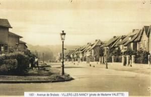 05 - Angle rue de Vittel - Avenue de Brabois